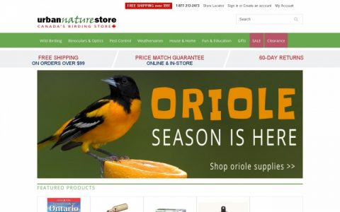 Urban Nature Store coupons